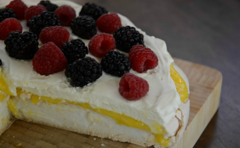 Pavlova: The Perfect Summertime Dessert