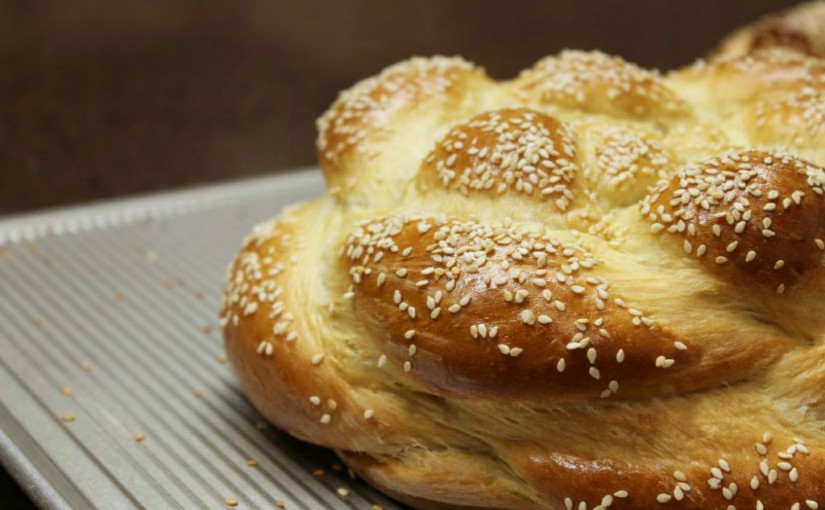 Challah: Just in time for Rosh Hashanah