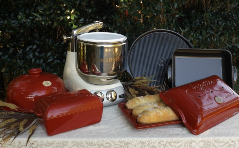 Emile Henry & Ankarsrum Giveaway Series-Part 1: Bread Cloche