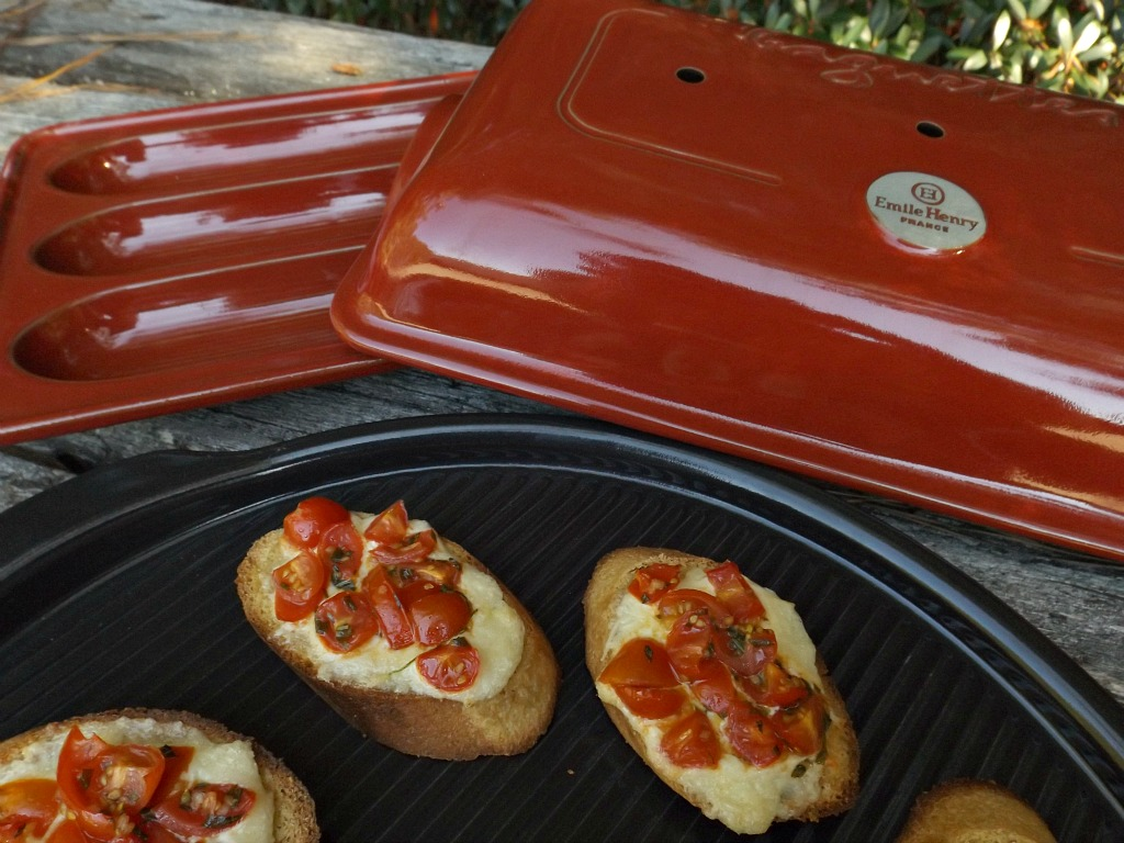 Stone Pizza Pan : Emile henry ankarsrum giveaway series part baguette