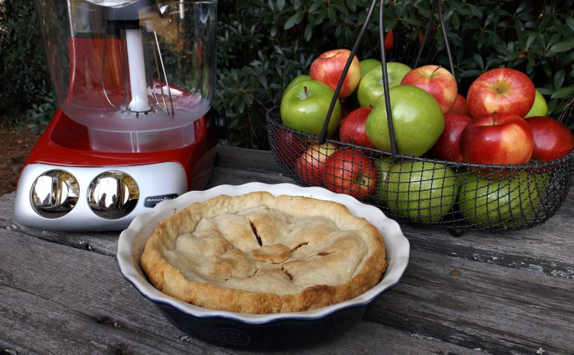 Yay for Fall! Apple Pie
