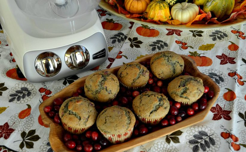 Thanksgiving Leftovers: Cranberry Sauce Muffins