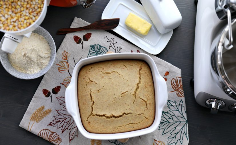 Sourdough Discard Cornbread
