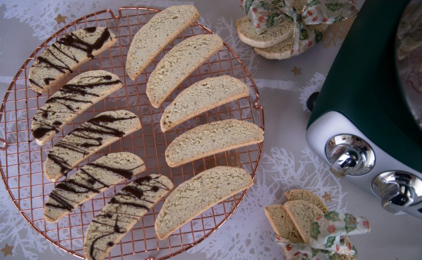 Almond Anise Seed Biscotti